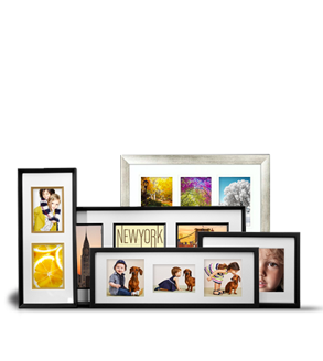 Online custom frames collage picture frames picture frames for Custom vinyl windows online