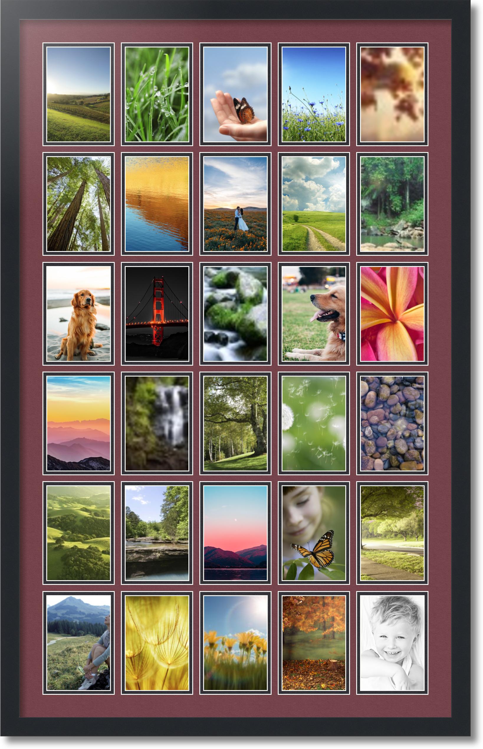 4x6 Photo Collage Frame