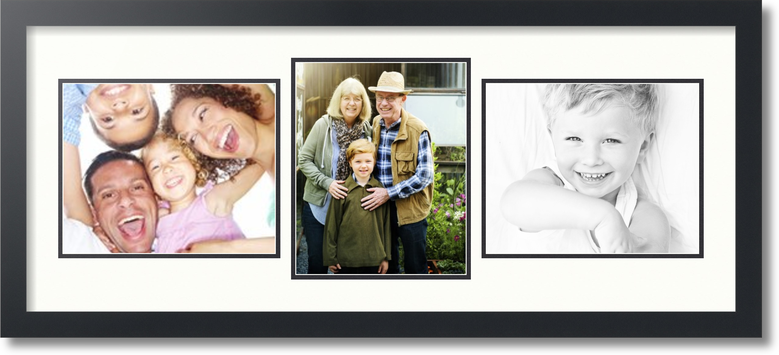 Items Similar To Double 8x10 Distressed Picture Frame