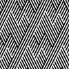 Modeco Zig Zag Black bulletin board design