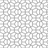 Modeco Hex Black bulletin board design