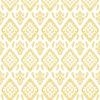 Ikat Vintage Gold bulletin board design