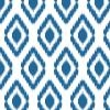 Ikat Navy bulletin board design
