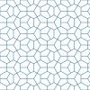 Modeco Hex Navy bulletin board design